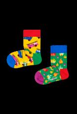 Happy Socks Happy Socks 2-pack On Fire