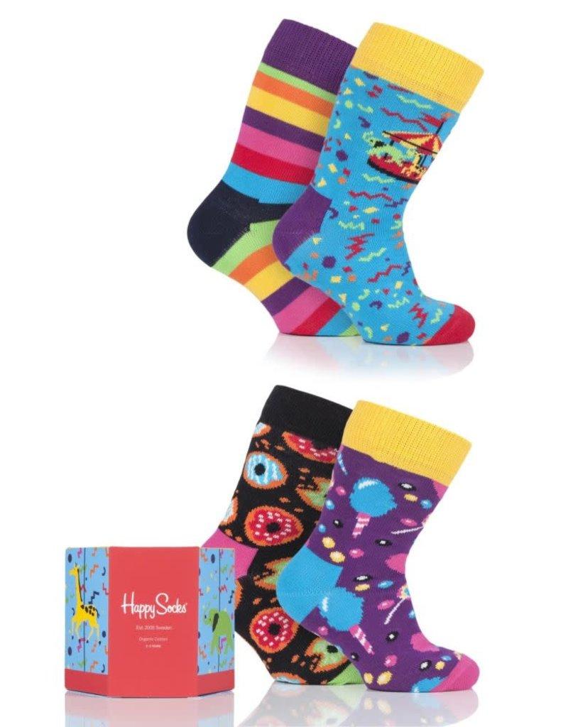 Happy Socks Happy Socks Kids Carousel Gift Box