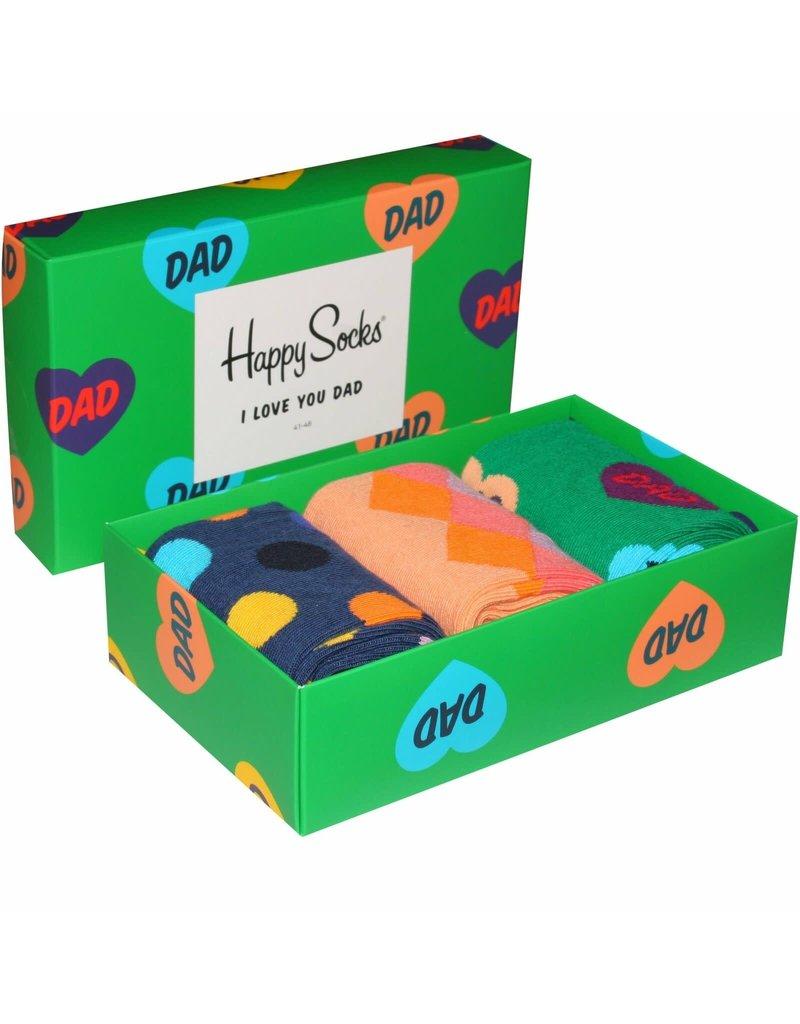 Happy Socks Happy Socks I love you Dad gift box