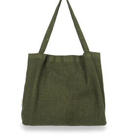 Studio Noos Studio Noos Mom Bag Olive Linen