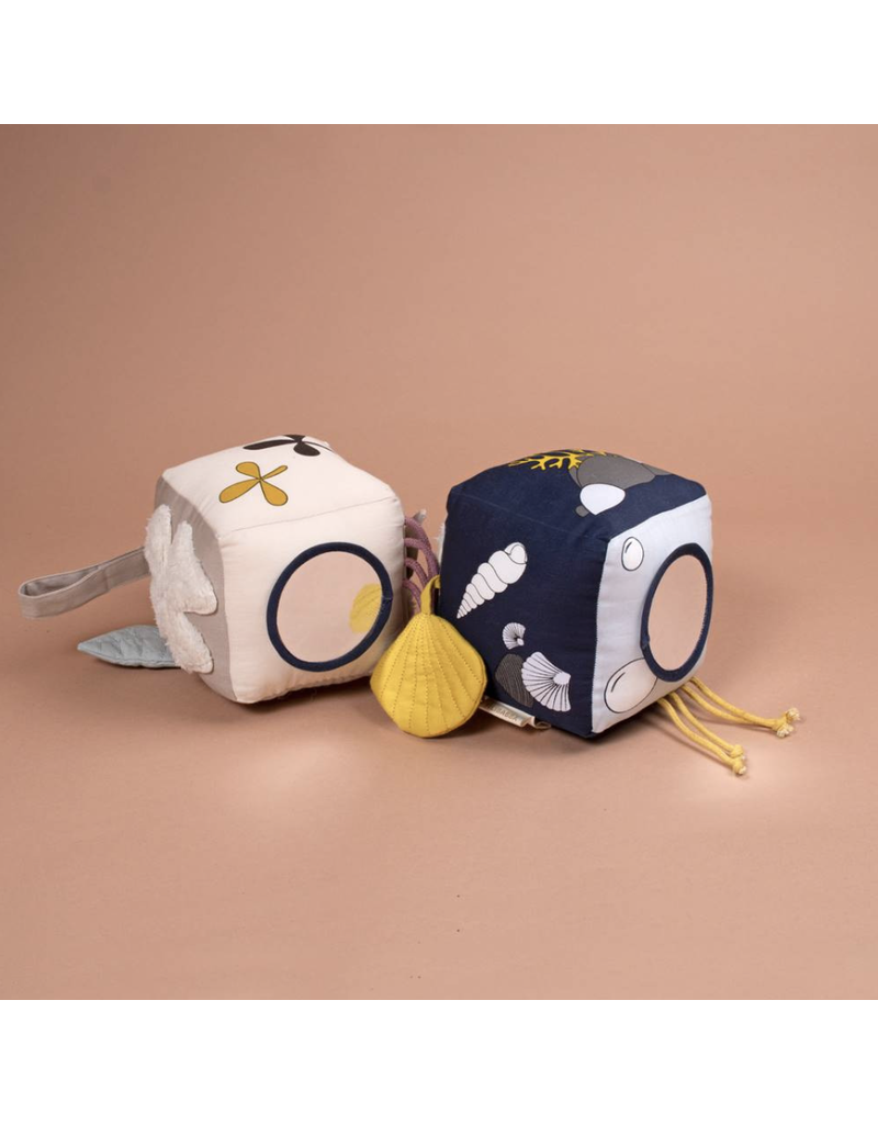 Filibabba Filibabba Toy cube Under the Sea