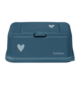 Funkybox FunkyBox Petrol heart