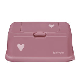 Funkybox FunkyBox Punch pink heart