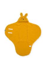 Jollein Jollein Wikkeldeken Bunny mustard