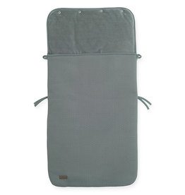 Jollein Jollein Comfortbag groep 0+ 3/5 punts Brick velvet storm grey