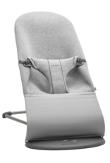 BabyBjörn Babybjörn bouncer bliss 3D jersey light grey
