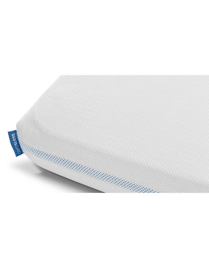 Aerosleep AeroSleep hoeslaken bed 60x120 wit