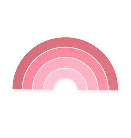 Jollein Jollein Wandlamp Rainbow blush pink