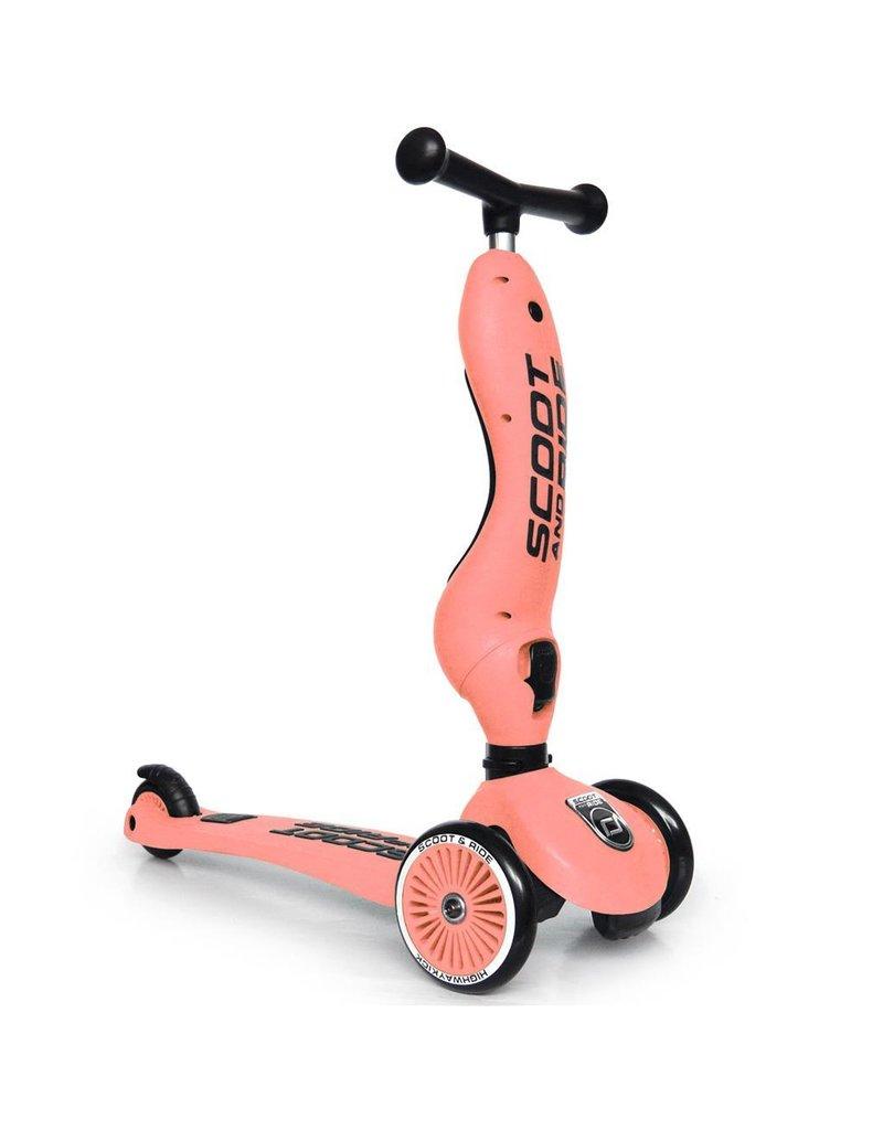 Scoot & Ride Scoot & Ride Highwaykick 1 Peach