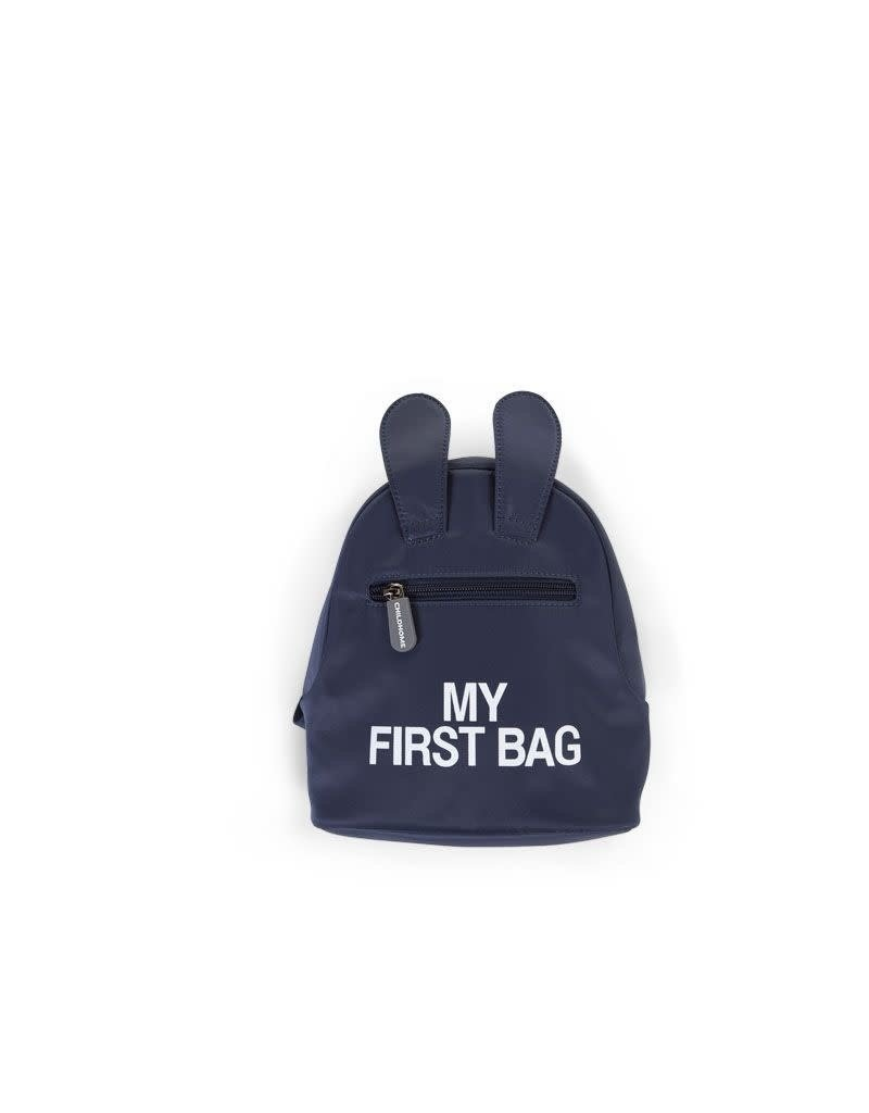Childhome Childhome My First Bag blauw