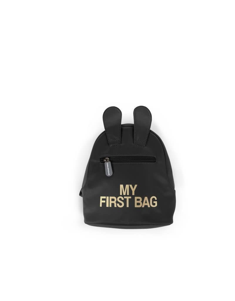 Childhome Childhome My First Bag zwart