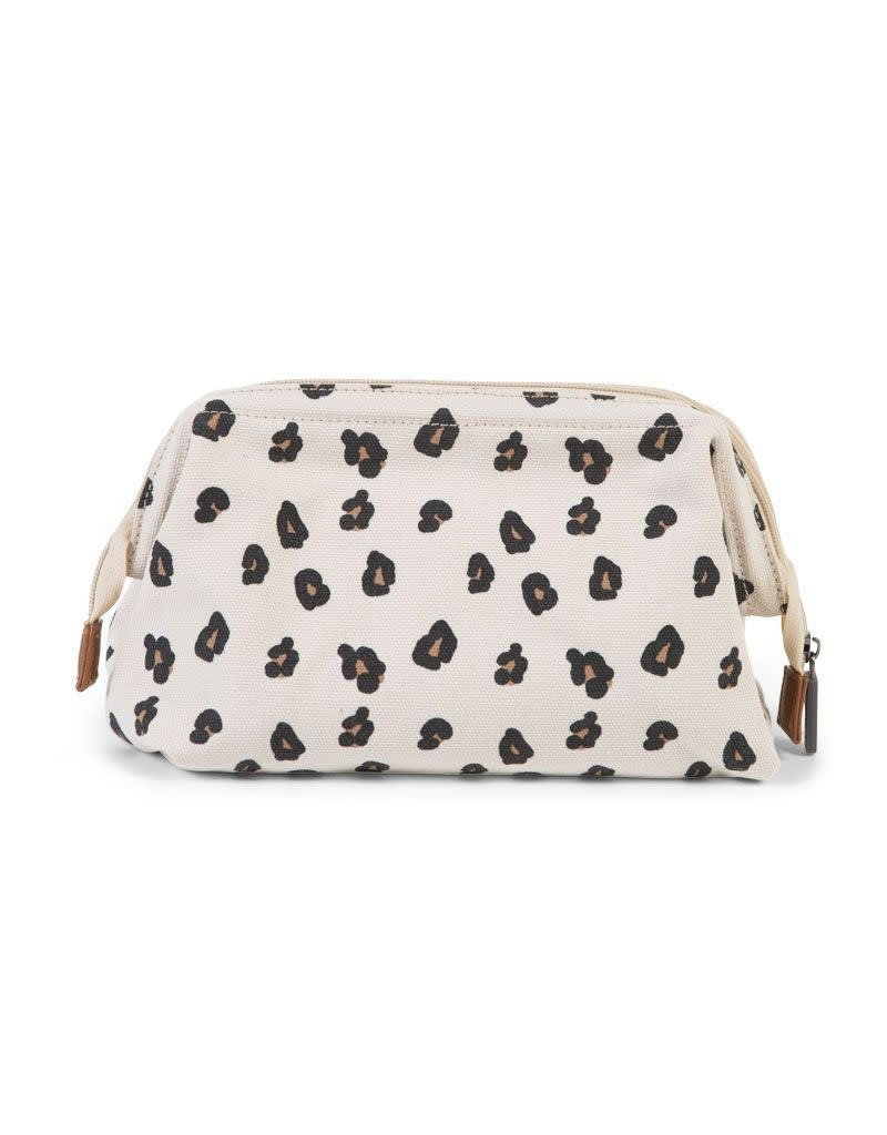 Childhome Childhome Baby Necessities Canvas Leopard