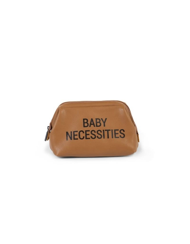 Childhome Childhome Baby Necessities Leatherlook brown