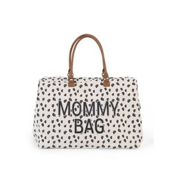 Childhome Childhome Mommy Bag Big Canvas Leopard