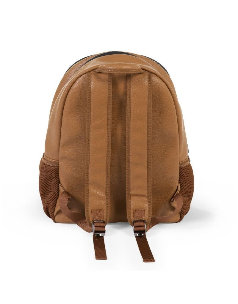 Childhome Childhome Rugzak Leatherlook brown