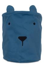 Jollein Jollein Mand Canvas Animal club steel blue