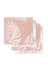 Jollein Jollein Tetradoeken Nature pale pink (4pack)