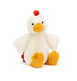 Jellycat Jellycat Bashful Chicken medium