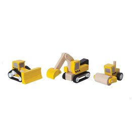 PlanToys PlanToys Road Construction Set