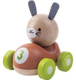 PlanToys konijn racer 5680