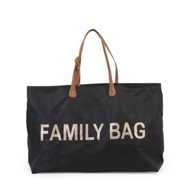 Childhome Childhome Family Bag Black
