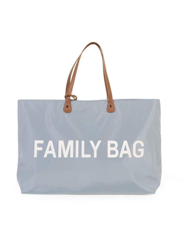 Childhome Childhome Family Bag Light Grey