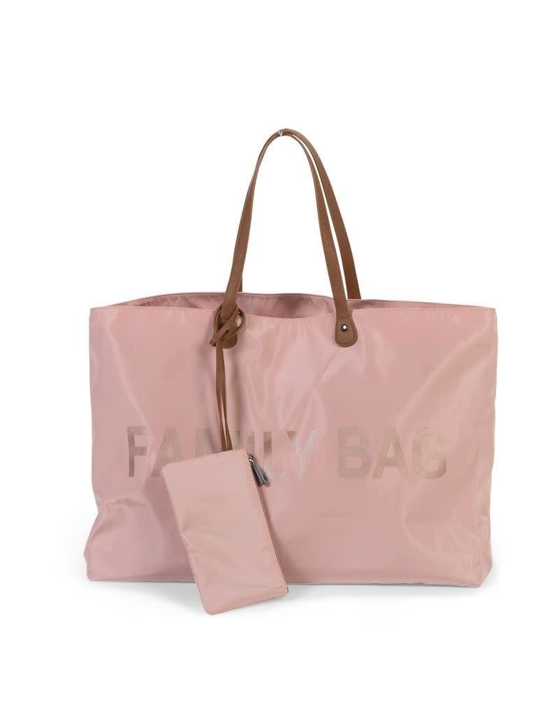 Childhome Childhome Family Bag Pink