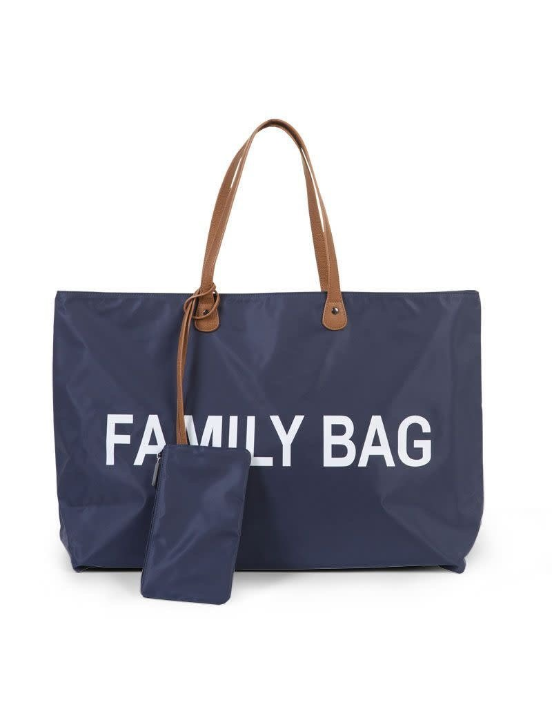 Childhome Childhome Family Bag Navy