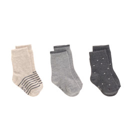 Lassig Lassig Baby Socks grey