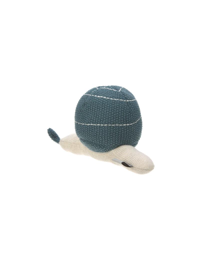 Lassig Lassig Rammelaar Garden Explorer Snail blue