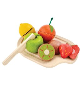 PlanToys PlanToys Assortiment Fruit