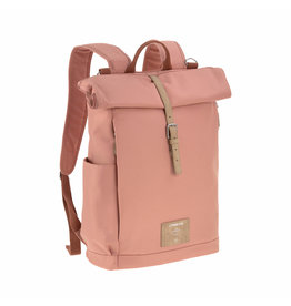 Lassig Lassig Rolltop Backpack Cinnamon