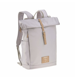 Lassig Lassig Rolltop Backpack Grey