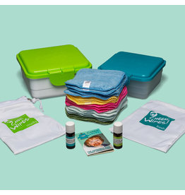 Cheeky Wipes Cheeky Wipes Herbruikbare Billendoekjes All-in-one Premium kit