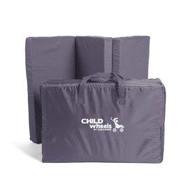Childhome Childhome matras voor reisbed antraciet