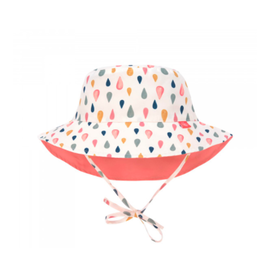 Lassig Lässig Sun Protection Bucket Hat Drops
