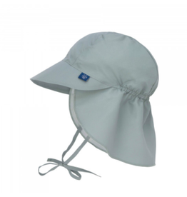 Lassig Lässig Sun Protection Flap Hat Olive