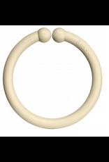Bibs Bibs Loops ringen Ivory 12st
