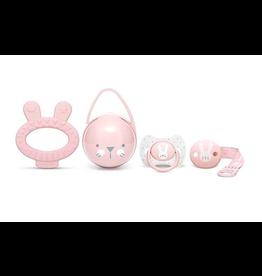 Suavinex Suavinex Hygge geschenkset pink