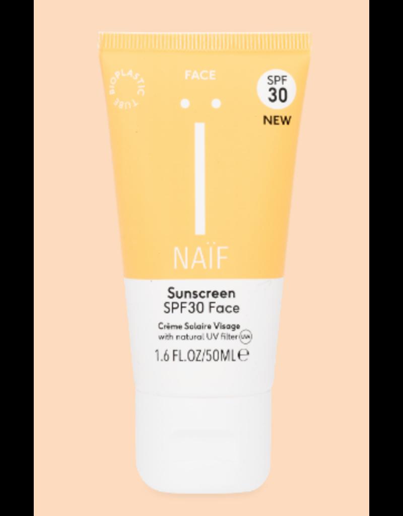 Naïf Naif Zonnebrandcrème gezicht SPF30