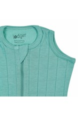 Lodger Lodger slaapzak mouwloos Dusty Turquoise