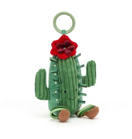 Jellycat Jellycat activity toy cactus