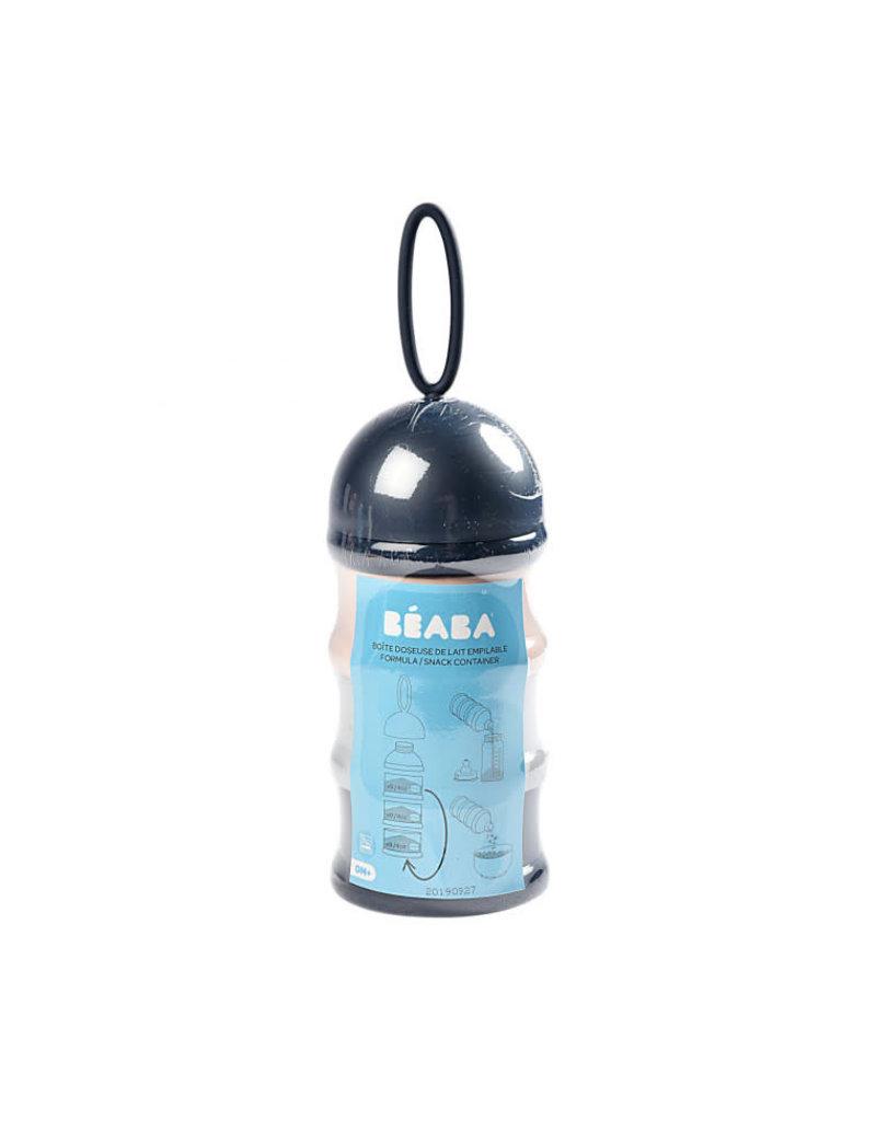 Béaba Beaba doseerdoosjes melkpoeder blue/grey/pink