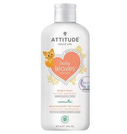 Attitude Attitude Baby Leaves Bubble Wash Pear Nectar