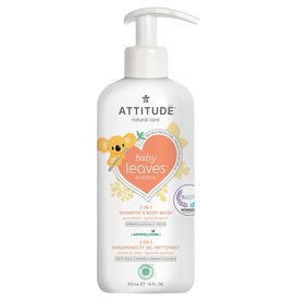 Attitude Attitude Baby Leaves 2in1 shampoo Pear Nectar 473ml