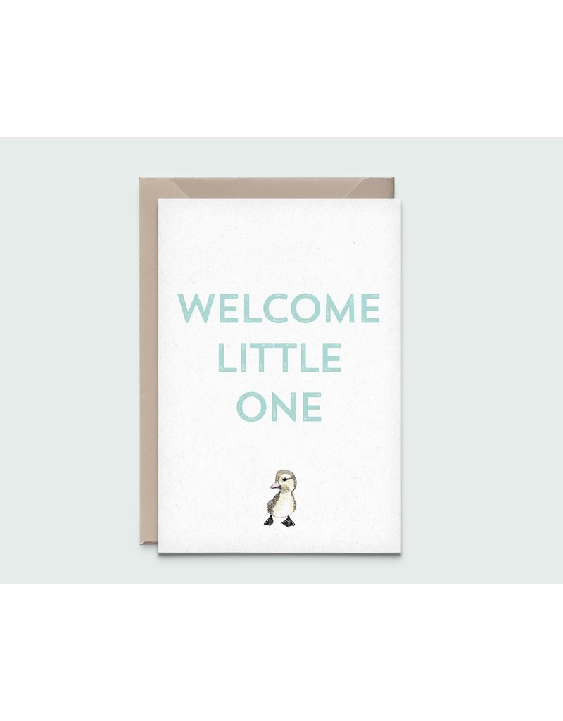 Kathings Kathings kaartje Little Duck