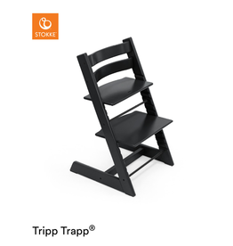 Stokke Stokke Tripp Trapp stoel Black