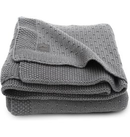 Jollein Jollein Deken Bliss knit Storm Grey