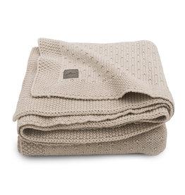 Jollein Jollein Deken Bliss knit Nougat