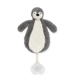 Jollein Jollein Speendoekje Pinguin storm grey